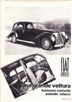 Pubblicità Fiat 1933