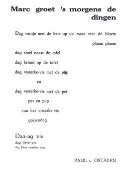 Paul Van Ostaijen, Het Bordeel van Ika Loch, Antwerpen, De Driehoek, 1926