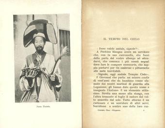 Giovanni Comisso, Cina-Giappone, Treves-Treccani, Tumminelli, 1932