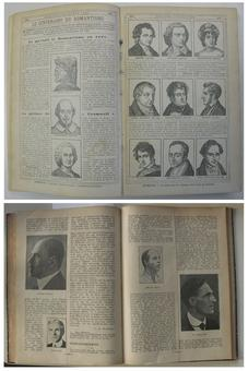"Fotomontaggio di immagini: Constant Van Wessem, Twintig Noord- en Zuid-Nederlandsche verhalen, Utrecht, Bijleveld, 1930 e Petite encyclopédie populaire de la vie pratique (""almanach""), Paris, Hachette, 1927, p. 88-89"