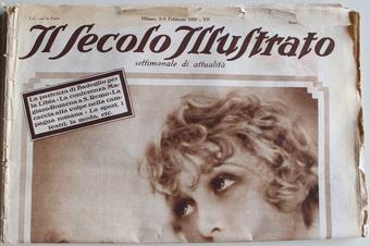 Il Secolo illustrato, Milano, Sonzogno, n. VII, 2-9 febbraio 1929