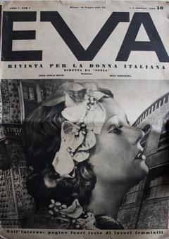 Eva, Milano, Edizioni Vitagliano, n. XI, 20 maggio 1933