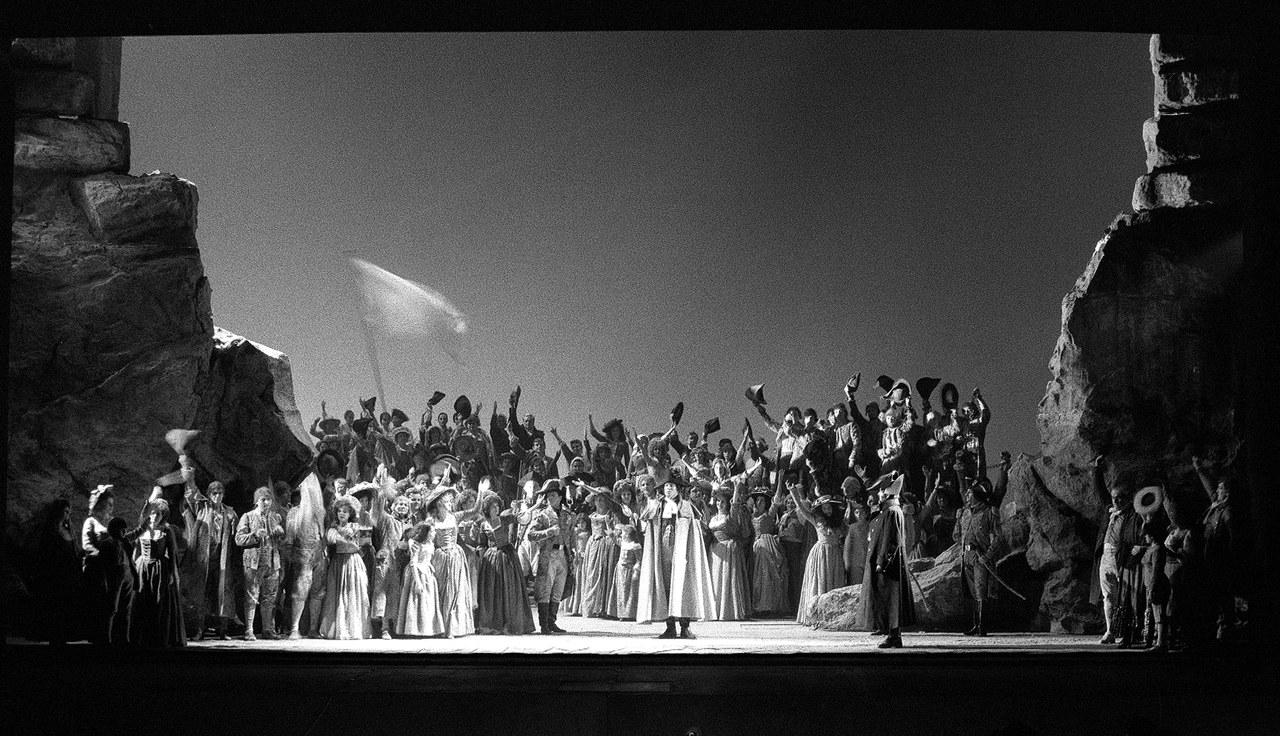 Fidelio, regia di Giorgio Strehler, 1990, Foto Lelli e Masotti © Teatro alla Scala di Milano