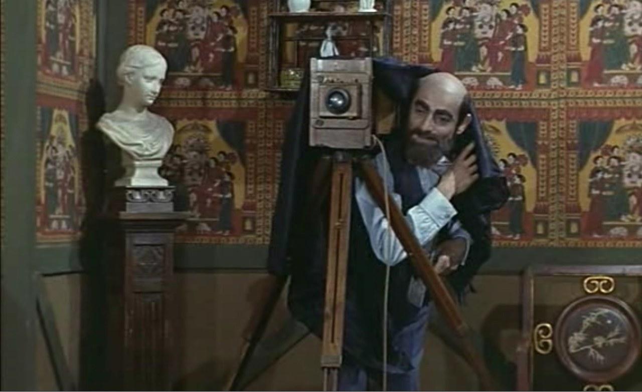 Fotogramma tratto da Landru di Claude Chabrol (1963)