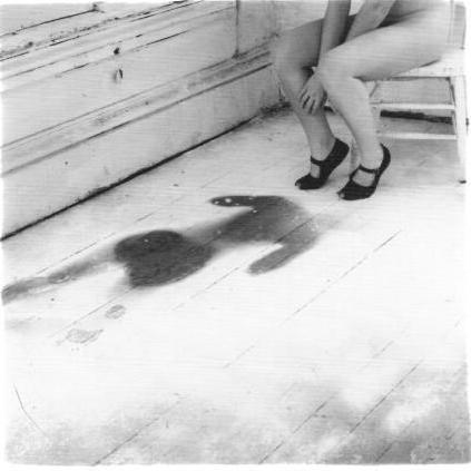 Francesca Woodman, Senza titolo, Providence, 1976