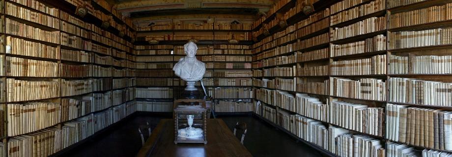 Biblioteca Leopardi, Recanati