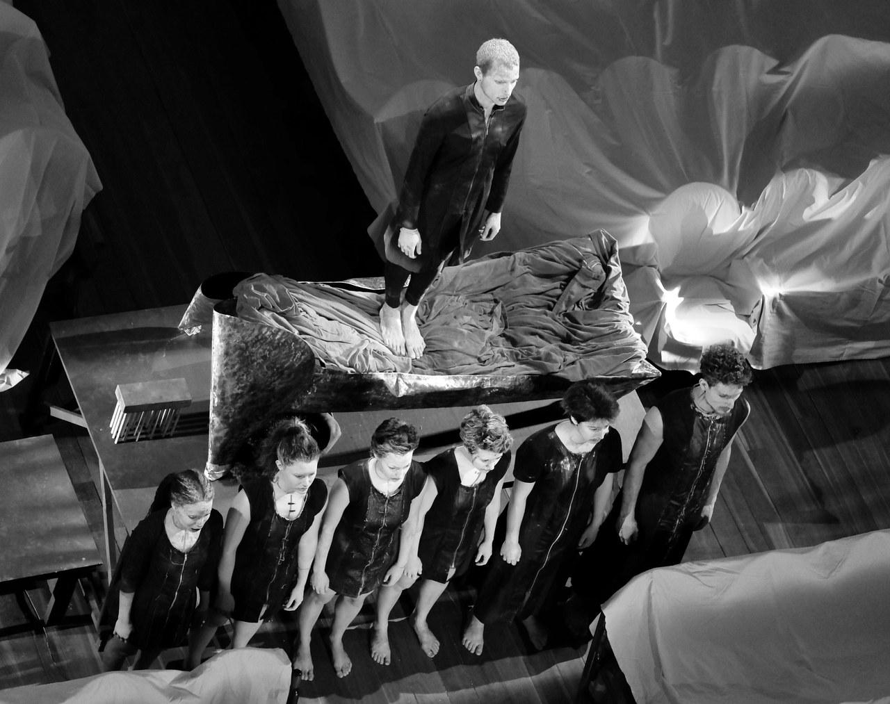 Giuramenti di Teatro Valdoca, 2018 © Maurizio Bertoni