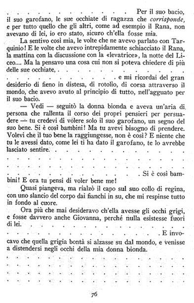 Fig. 2 La censura del Garofano rosso nella rivista Solaria