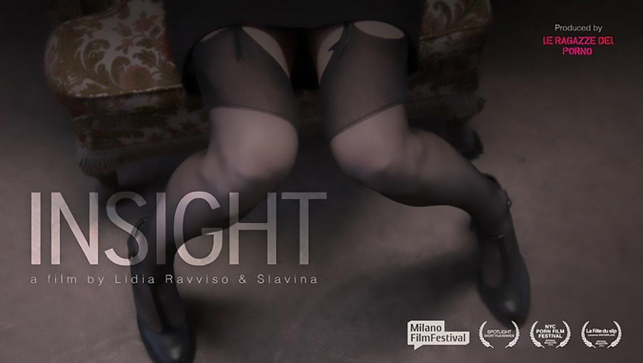 Poster di Insight di L. Ravviso, 2016
