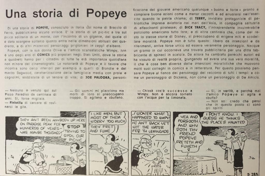 Fig. 2 Il Politecnico, 31-32, luglio-agosto 1946, p. 82 (particolare)