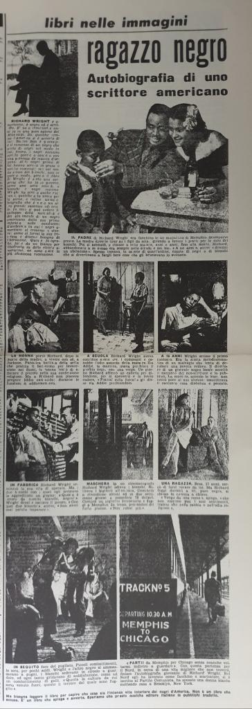 Fig. 8 Il Politecnico, 17, 19 gennaio 1946, p. 3 (particolare)
